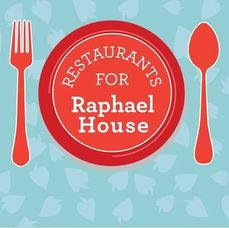 Restaurants for Raphael House
